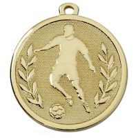 GALAXY Footballer Medal</br>AM1031.01